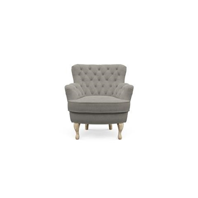 Alessia Accent Chair Stone Grey