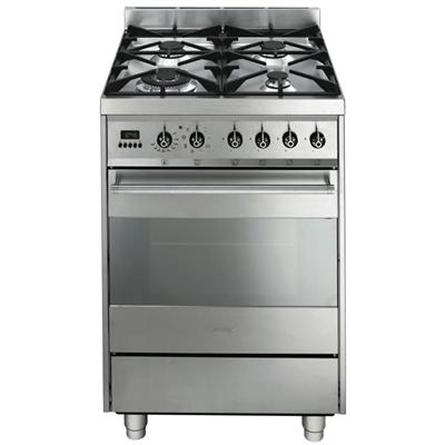 Smeg 60cm gas/electric upright cooker - C6GMXA8   *NARTA Bonus Wine Offer Promotion