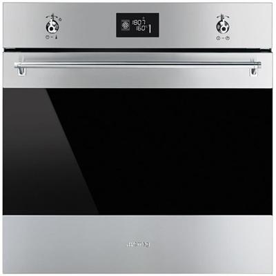 Smeg 60cm Classic Thermoseal Pyrolytic Oven - SFPA6390X      *NARTA Bonus Wine Offer Promotion*Bonus Cashback via SMEG