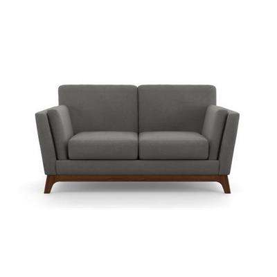 John 2 Seater Sofa Storm Grey