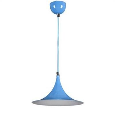 Mini Iole Pendant Light - Light Blue