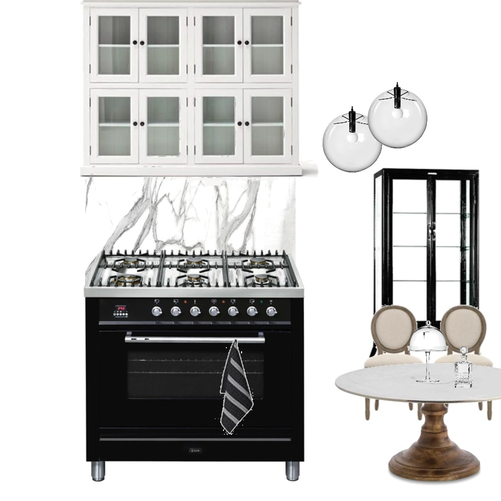 Relaxed Classic Style Kitchen Interior Design Mood Board by rjniko on Style Sourcebook