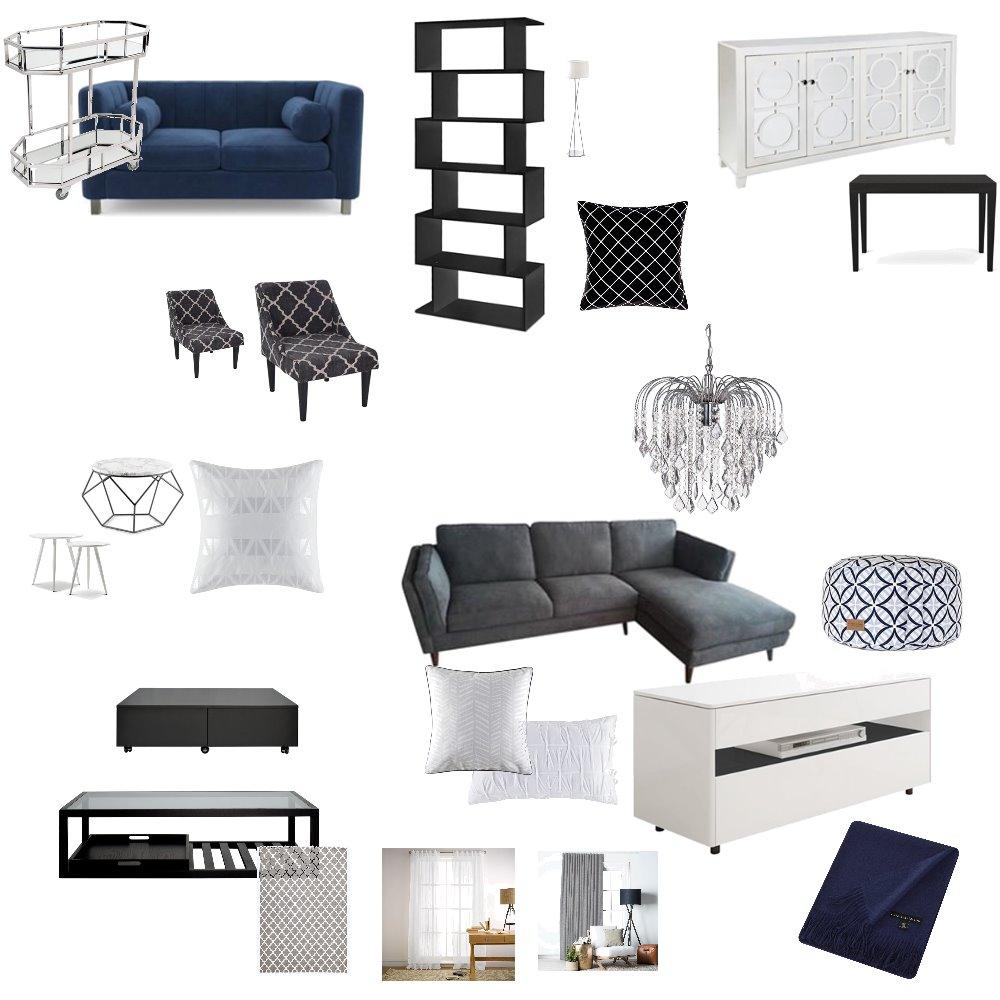 module 10 Interior Design Mood Board by nadz on Style Sourcebook