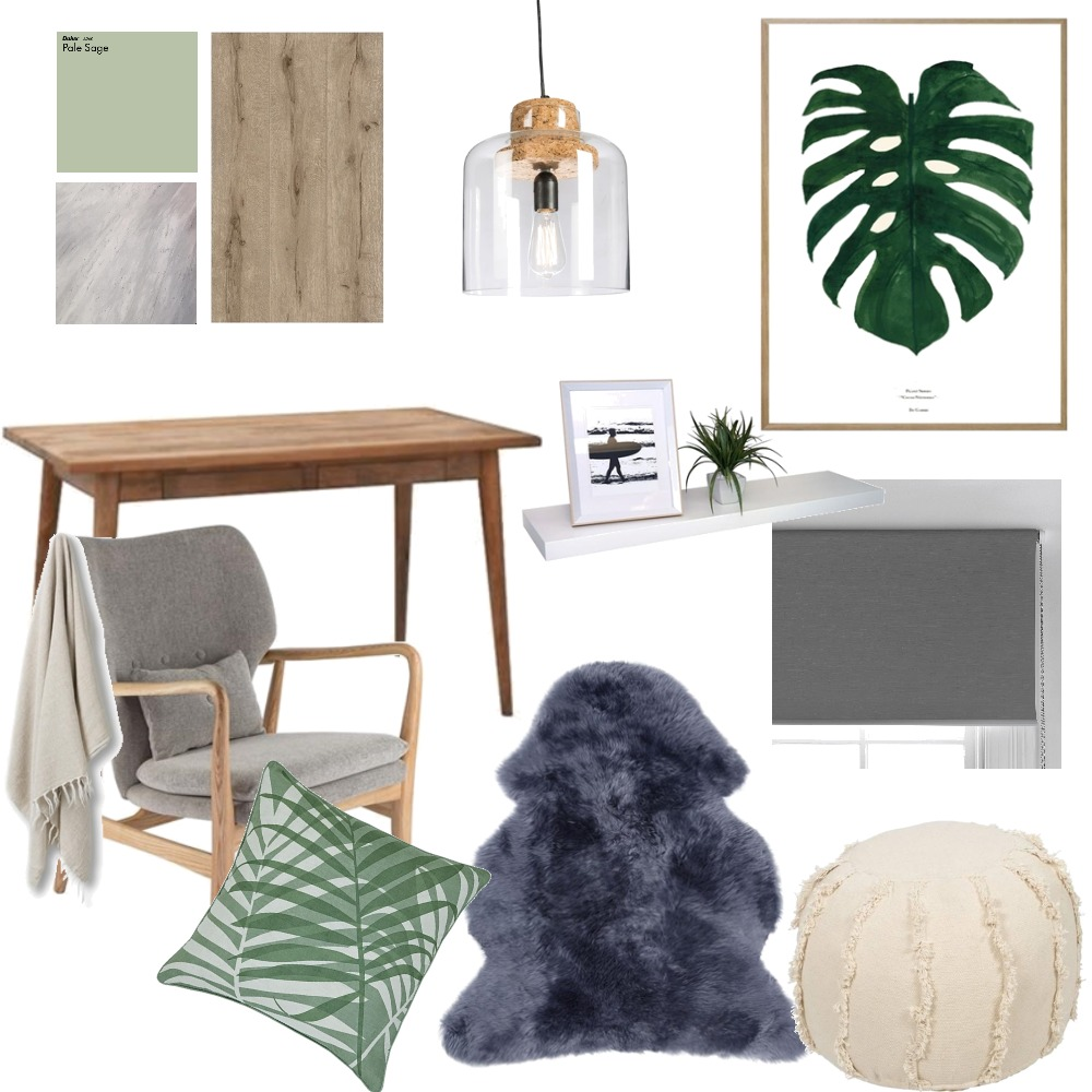 Office Mood Board Interior Design Mood Board by Yolie on Style Sourcebook