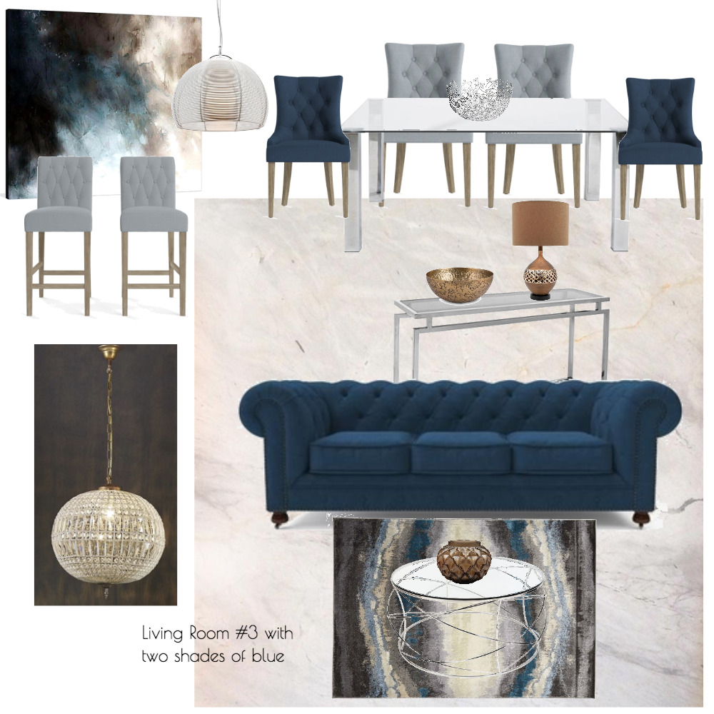 Lina and Quang Living Room #3 Interior Design Mood Board by Plush Design Interiors on Style Sourcebook