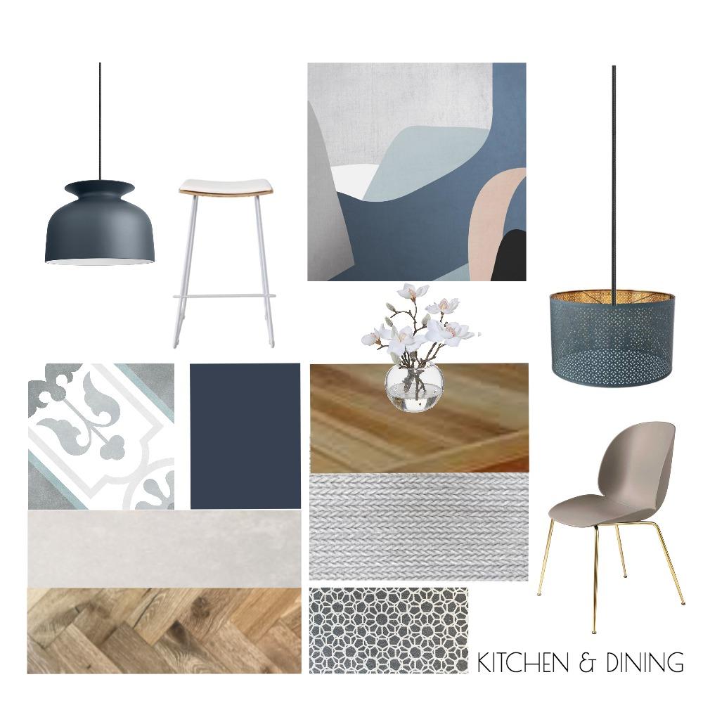 KITCHEN & DINING Interior Design Mood Board by makermaystudio on Style Sourcebook