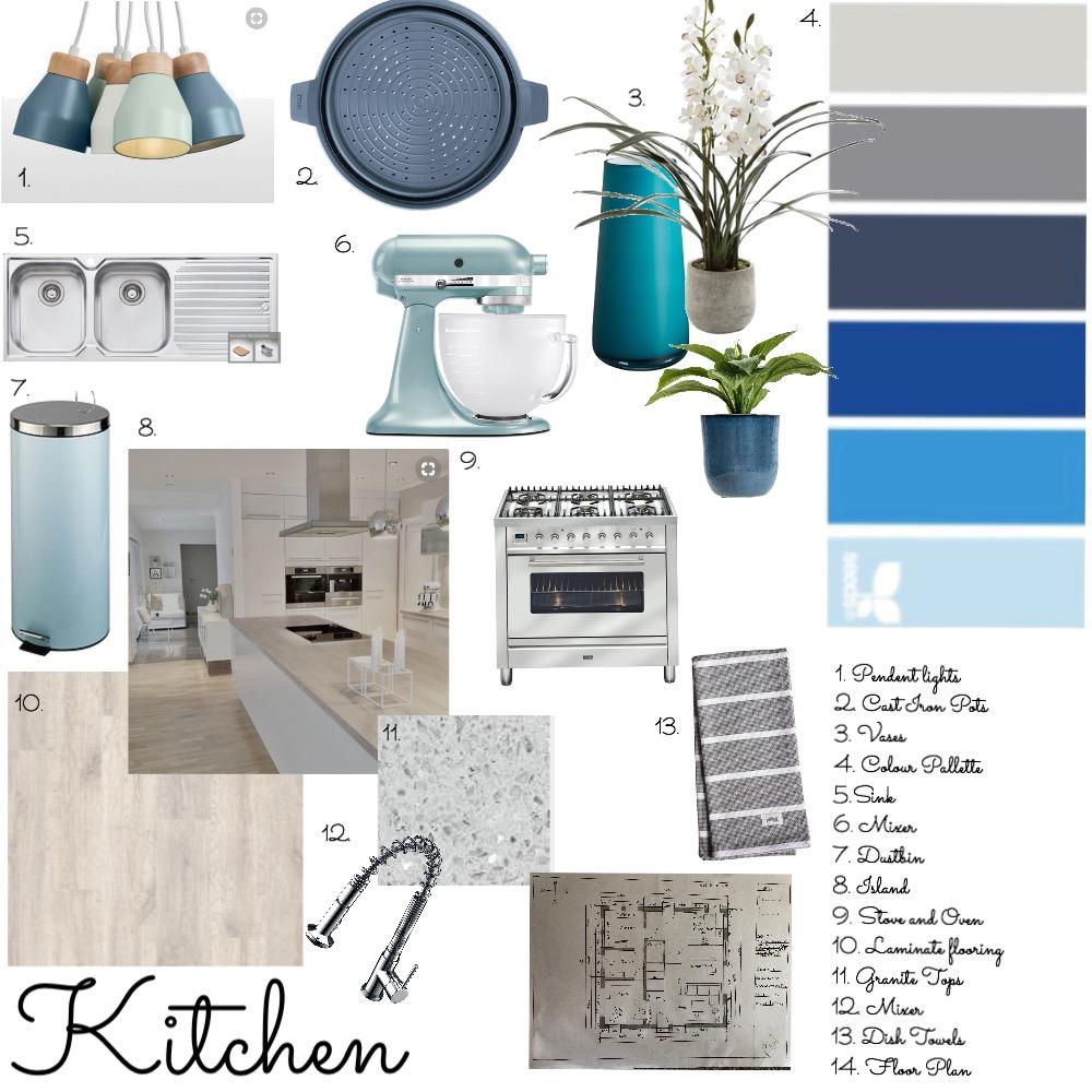 Kitchen Interior Design Mood Board by nicolestewart on Style Sourcebook