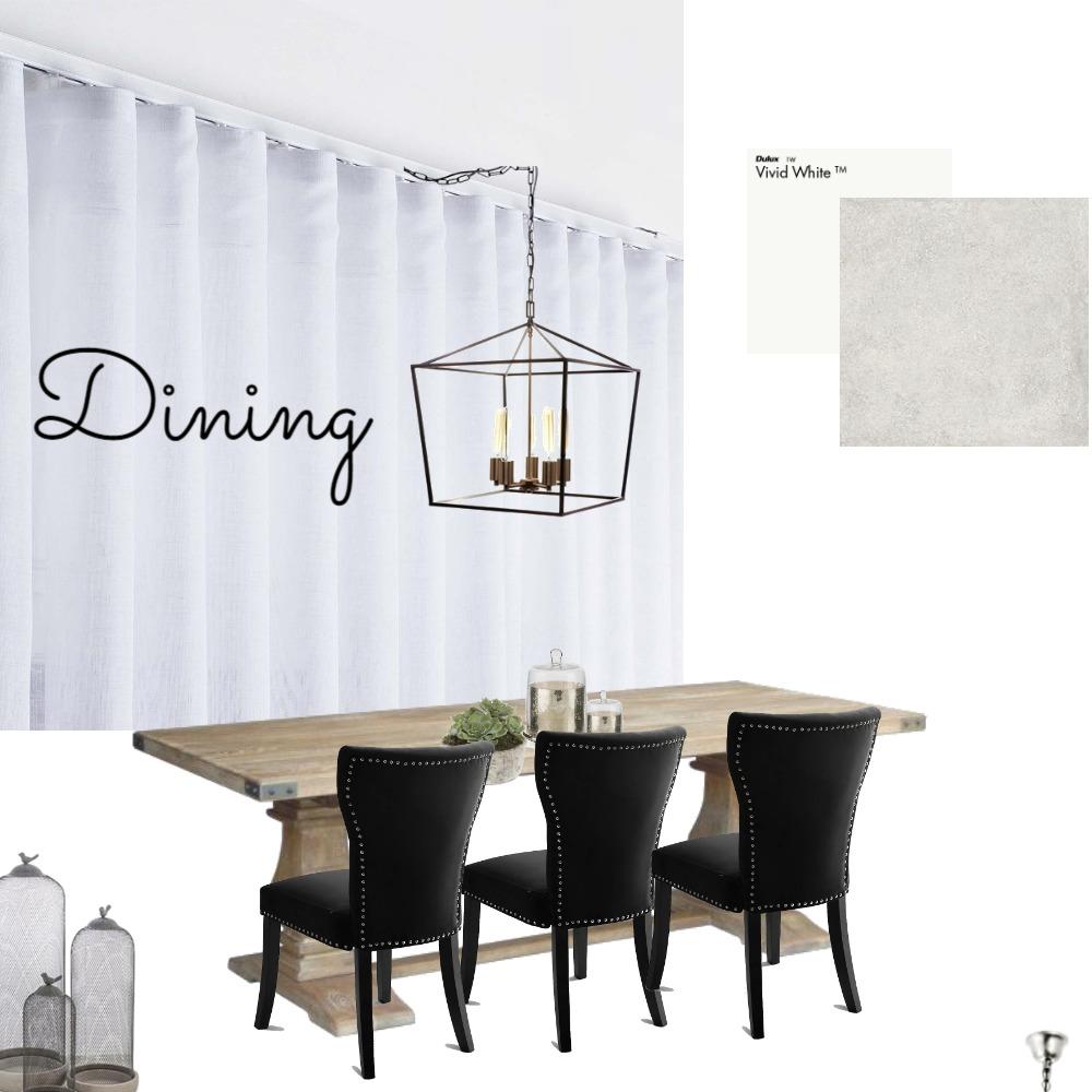 dining Interior Design Mood Board by ivana_hadzi on Style Sourcebook