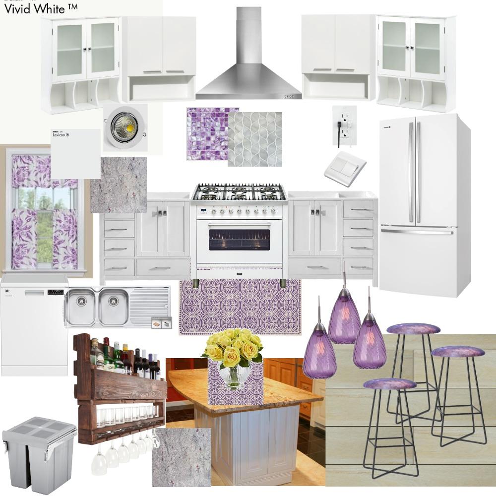 Kitchen Renovation Interior Design Mood Board by MonicaMadrona on Style Sourcebook