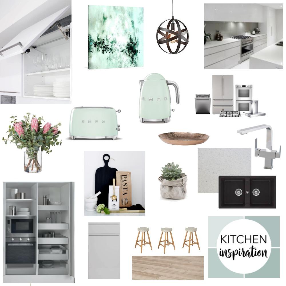 Kitchen Design Interior Design Mood Board by dwilkinson on Style Sourcebook