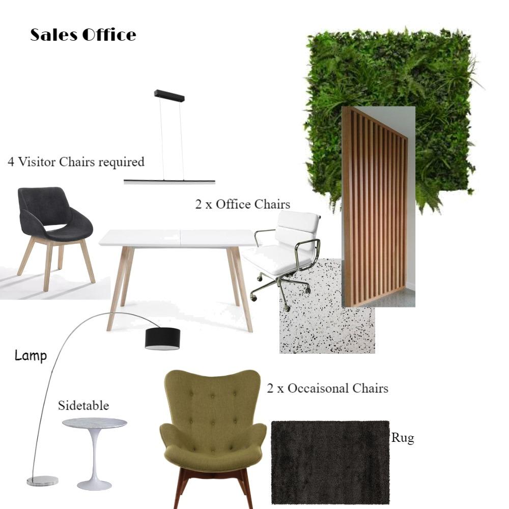 Marsden Park Sales Office Concept Interior Design Mood Board by MimRomano on Style Sourcebook