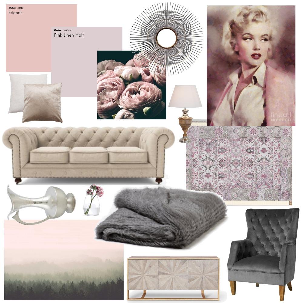Romantic Interior Design Mood Board by angelajsutton on Style Sourcebook