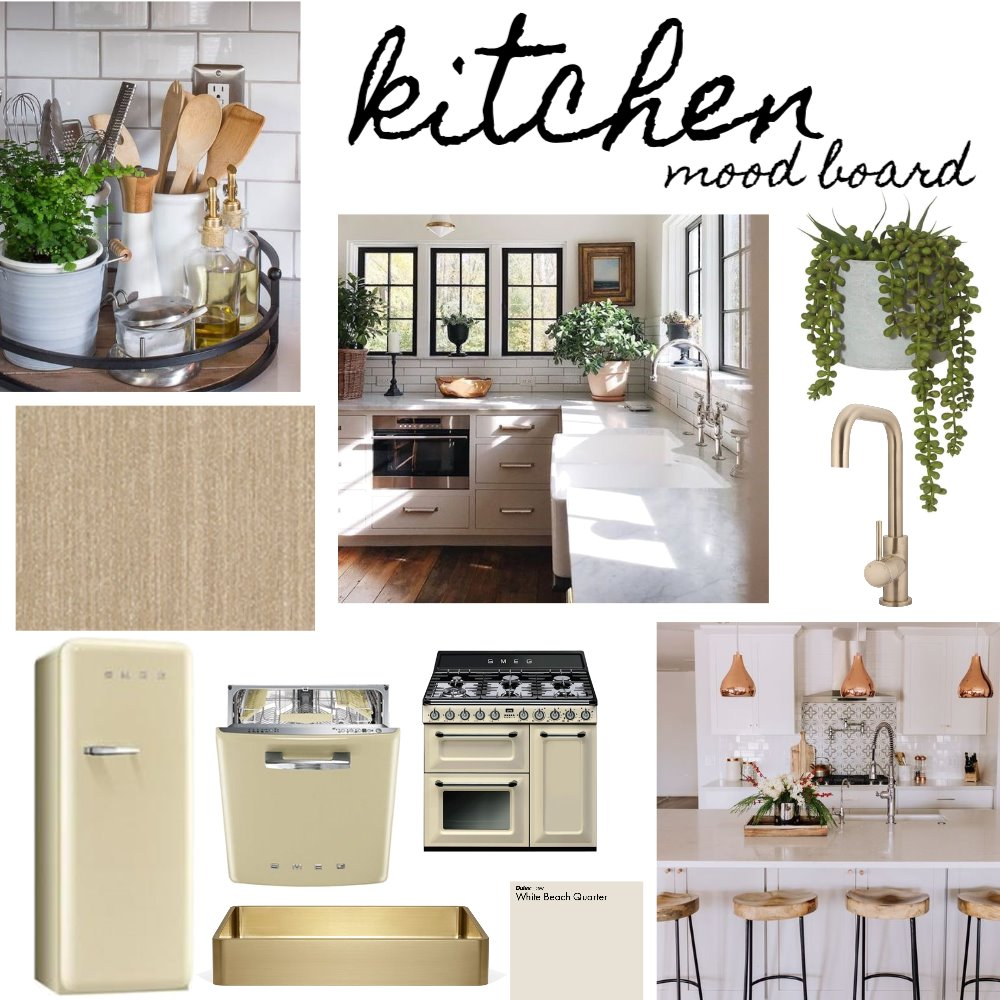Kitchen mood board Interior Design Mood Board by claireswanepoel on Style Sourcebook