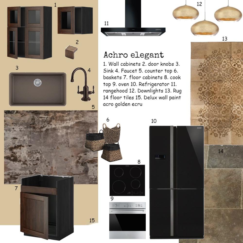 Kitchen mood board Interior Design Mood Board by amyghadieh on Style Sourcebook