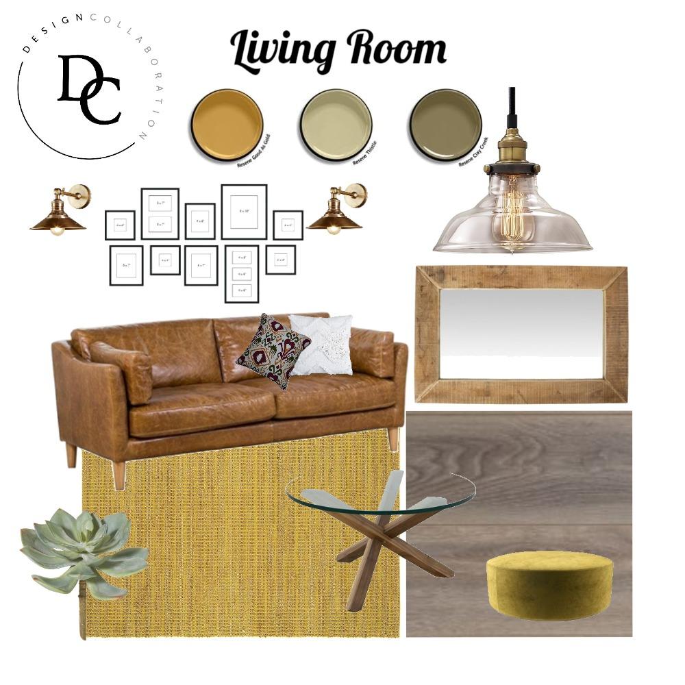 Living Room Interior Design Mood Board by KerriJean on Style Sourcebook