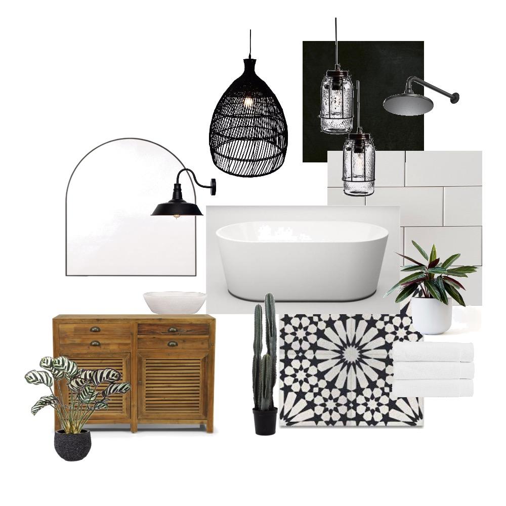 bathroom - provincial eclectic Interior Design Mood Board by Natasha797 on Style Sourcebook