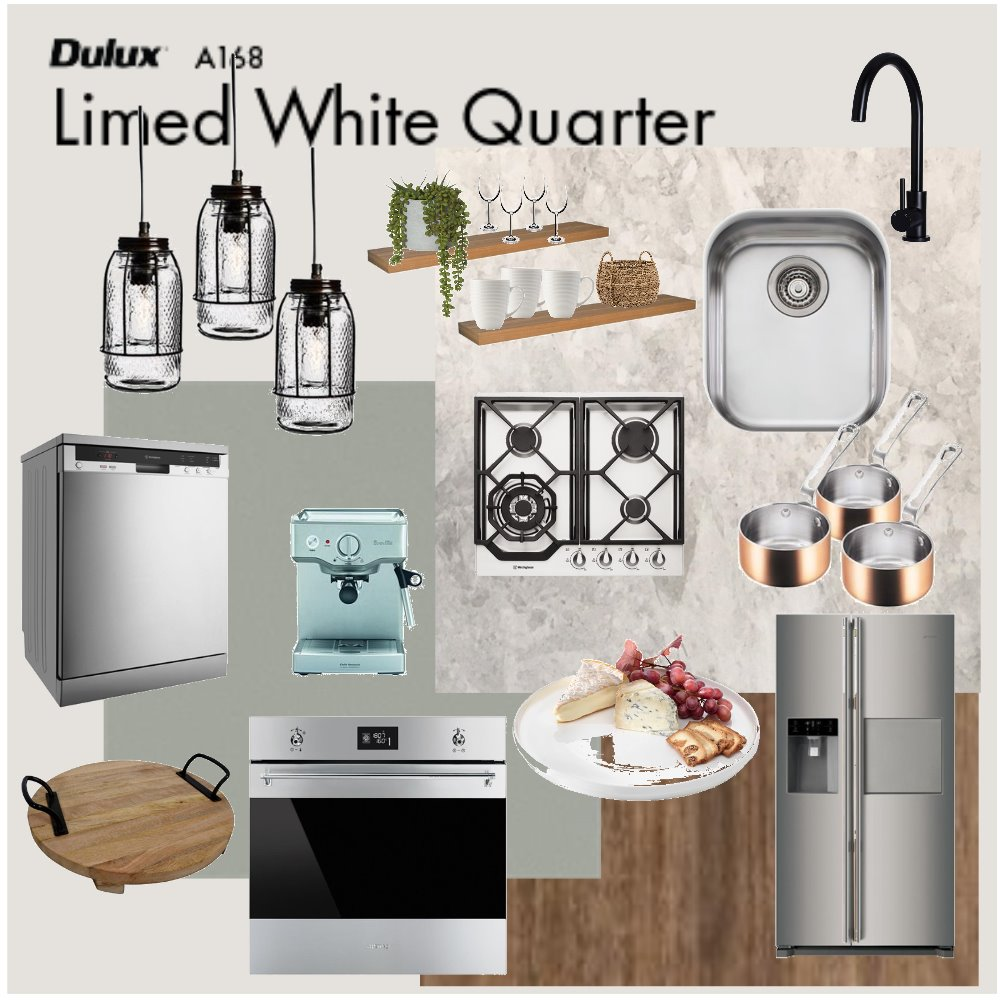 M4 Kitchen Interior Design Mood Board by Lorin on Style Sourcebook