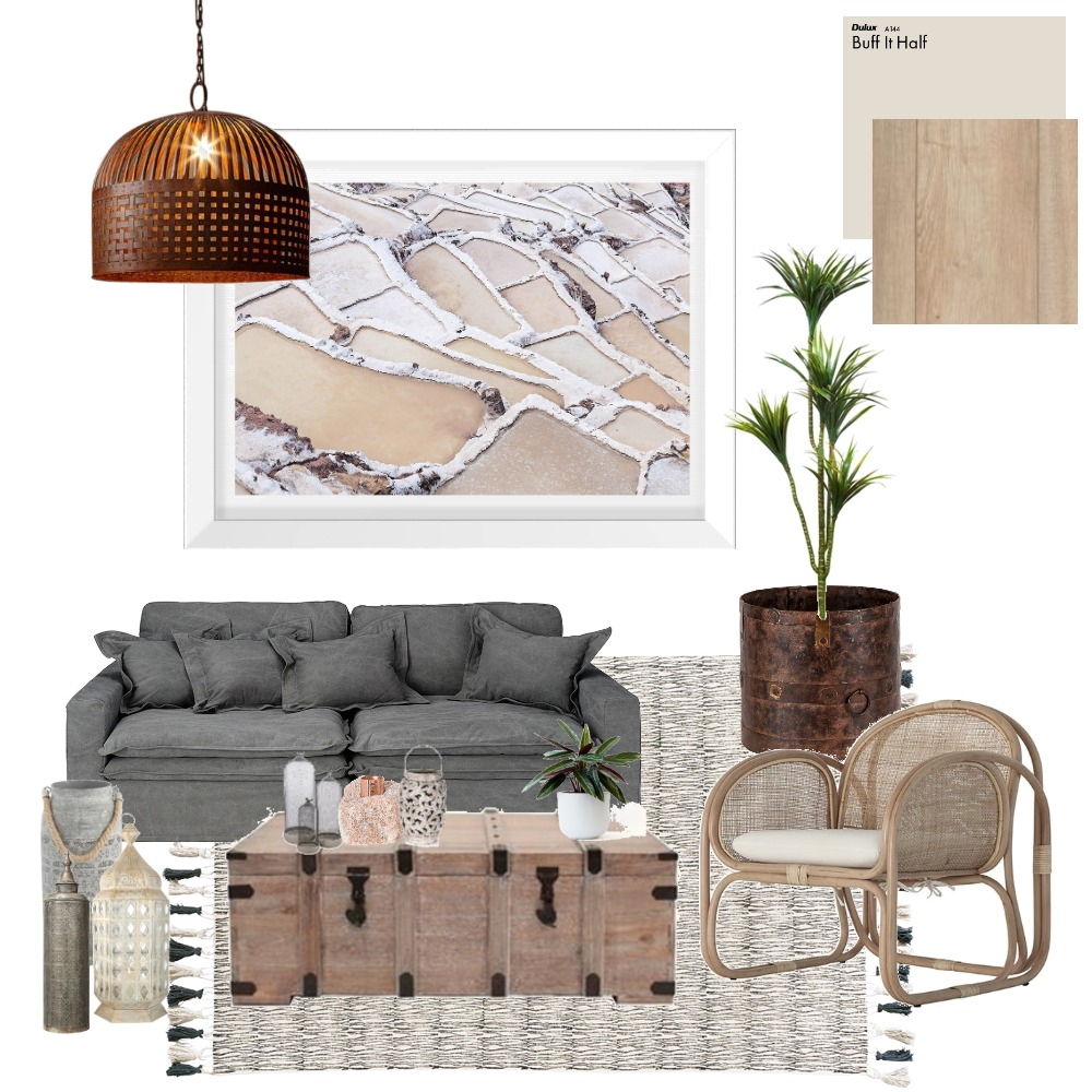 Casablanca Interior Design Mood Board by Lupton Interior Design on Style Sourcebook