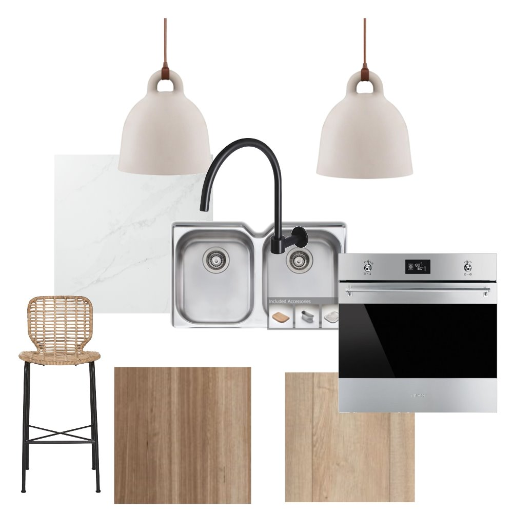 Kitchen Interior Design Mood Board by shannonblandon on Style Sourcebook