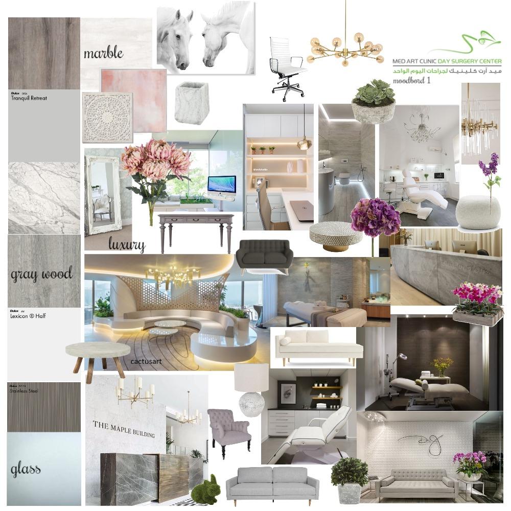 med art 3b Interior Design Mood Board by afnan82 on Style Sourcebook