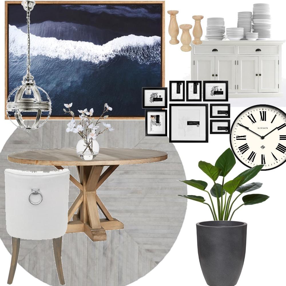 Hamptons chic Interior Design Mood Board by Autumn & Raine Interiors on Style Sourcebook