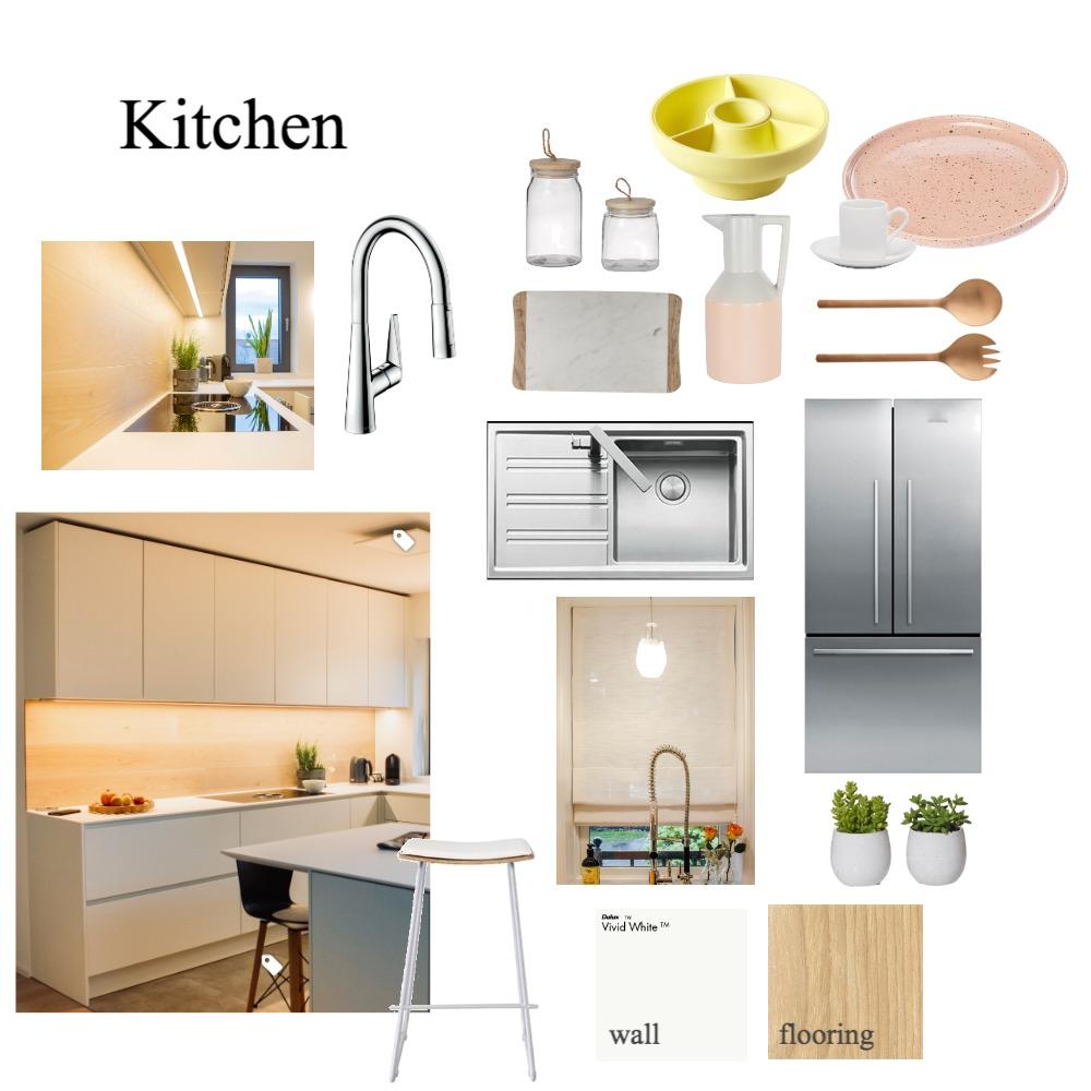 kitchen moodboard Interior Design Mood Board by zhiyun on Style Sourcebook
