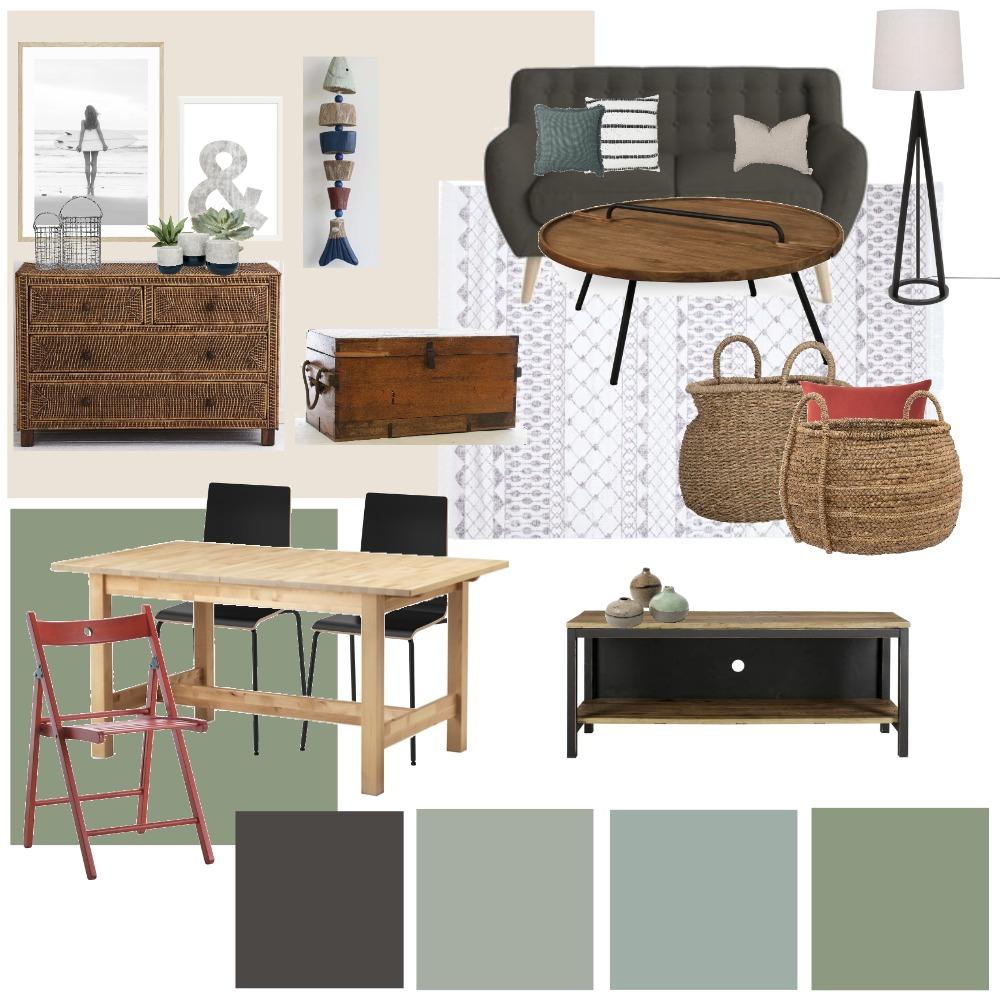 הדירה הירוקה Interior Design Mood Board by ormashiach on Style Sourcebook