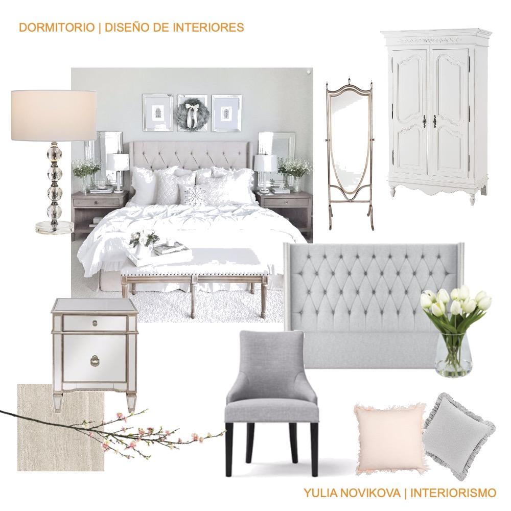 Bedroom   Grey&Fawn Rose Interior Design Mood Board by YNdesign   Online Interior Design on Style Sourcebook
