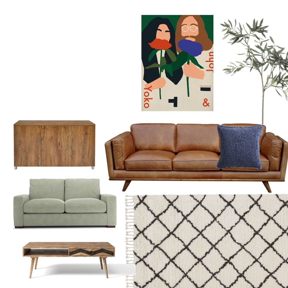 Fresh living Interior Design Mood Board by a1isons on Style Sourcebook