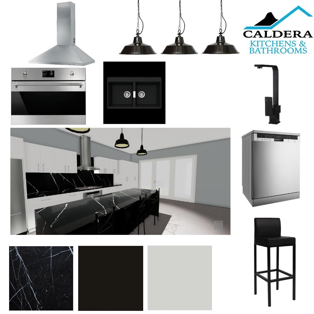 Kitchen 3 Interior Design Mood Board by calderakitchens2019 on Style Sourcebook