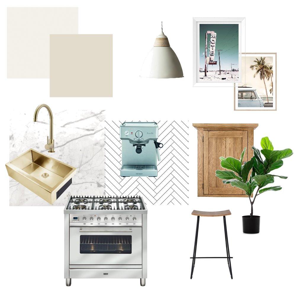 kitchen mid century Interior Design Mood Board by restyle_studio_melbourne on Style Sourcebook