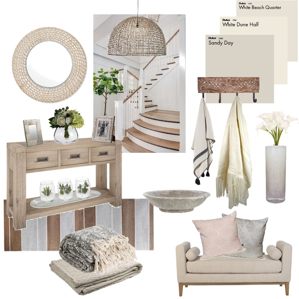 RUSTIC WELCOME Interior Design Mood Board by YANNII on Style Sourcebook