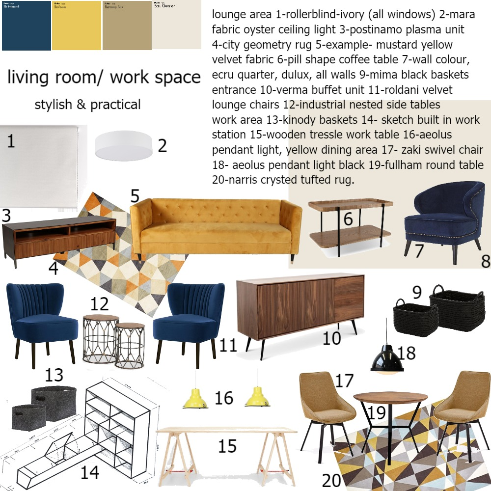ass 10 Interior Design Mood Board by valiant_creative_works on Style Sourcebook