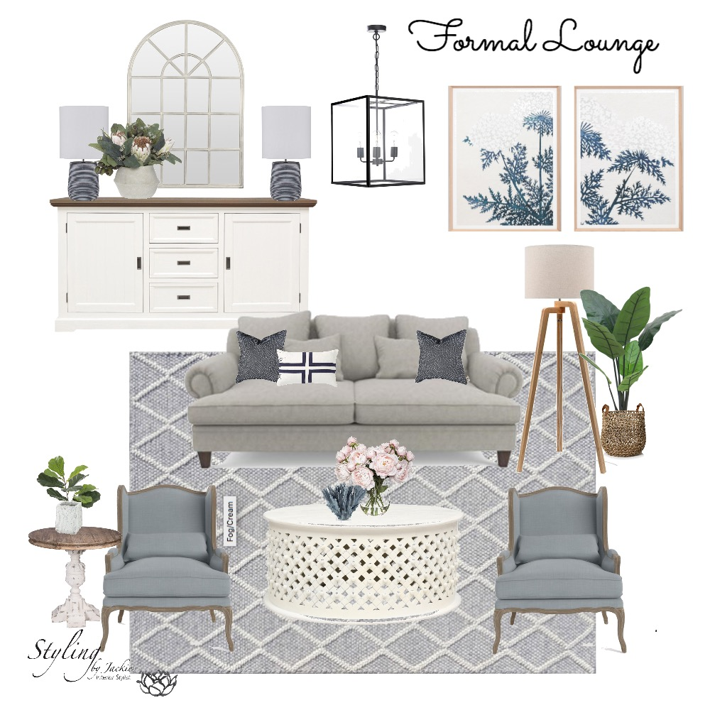 Carly P Interior Design Mood Board by Styling by Jackie on Style Sourcebook