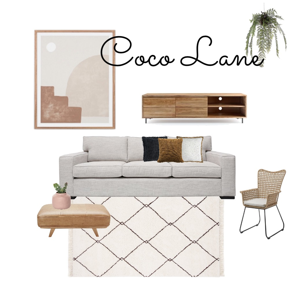 Main Lounge Concept- Success Interior Design Mood Board by CocoLane Interiors on Style Sourcebook