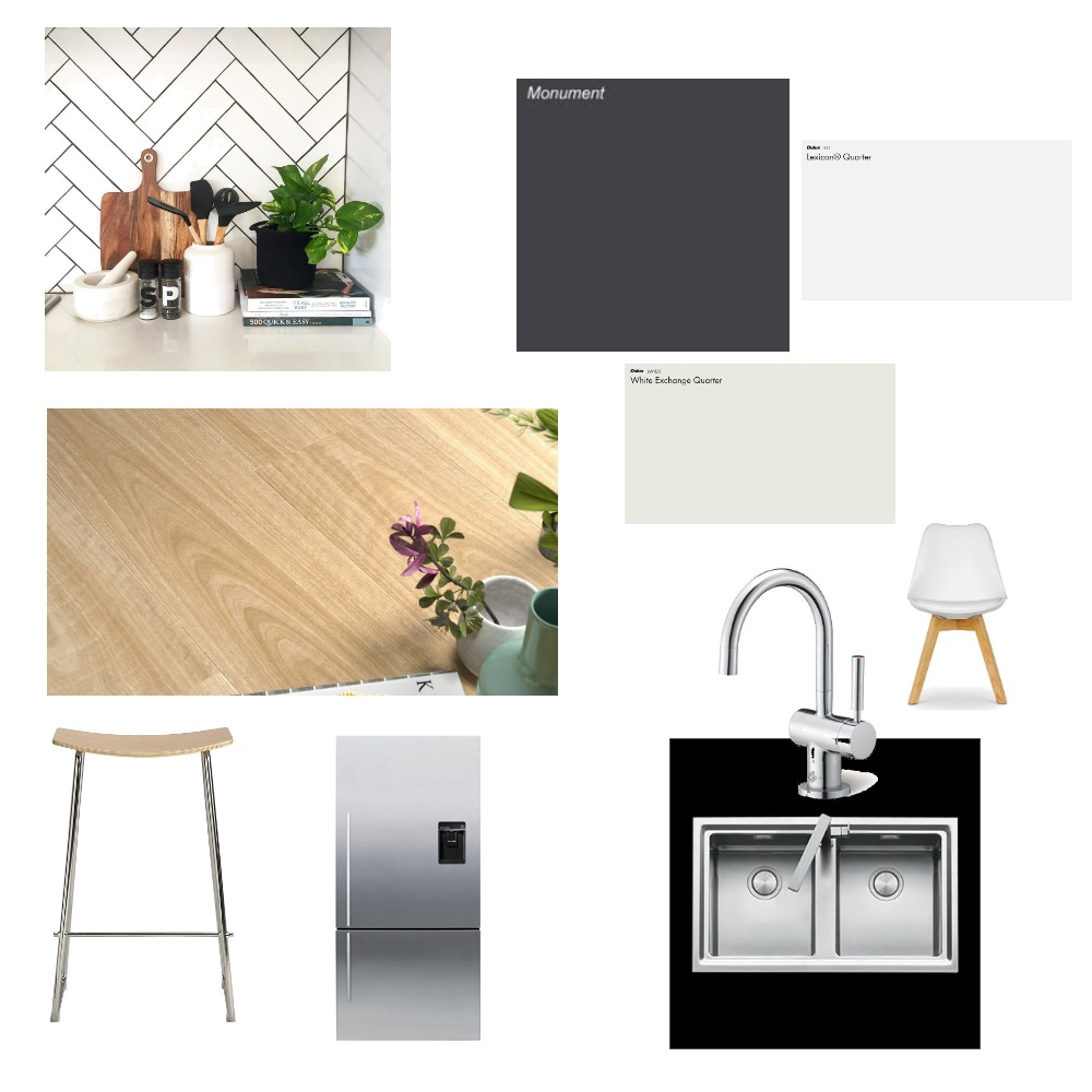 Kitchen Reno 1 Interior Design Mood Board by Michelle040476 on Style Sourcebook