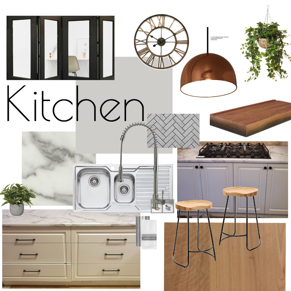 Kitchen Interior Design Mood Board by Countryfeel on Style Sourcebook