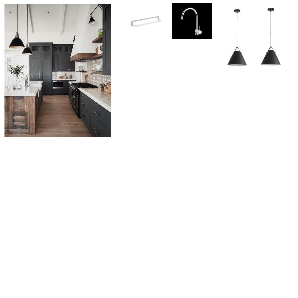FARMHOUSE KITCHEN Interior Design Mood Board by mjolichene on Style Sourcebook