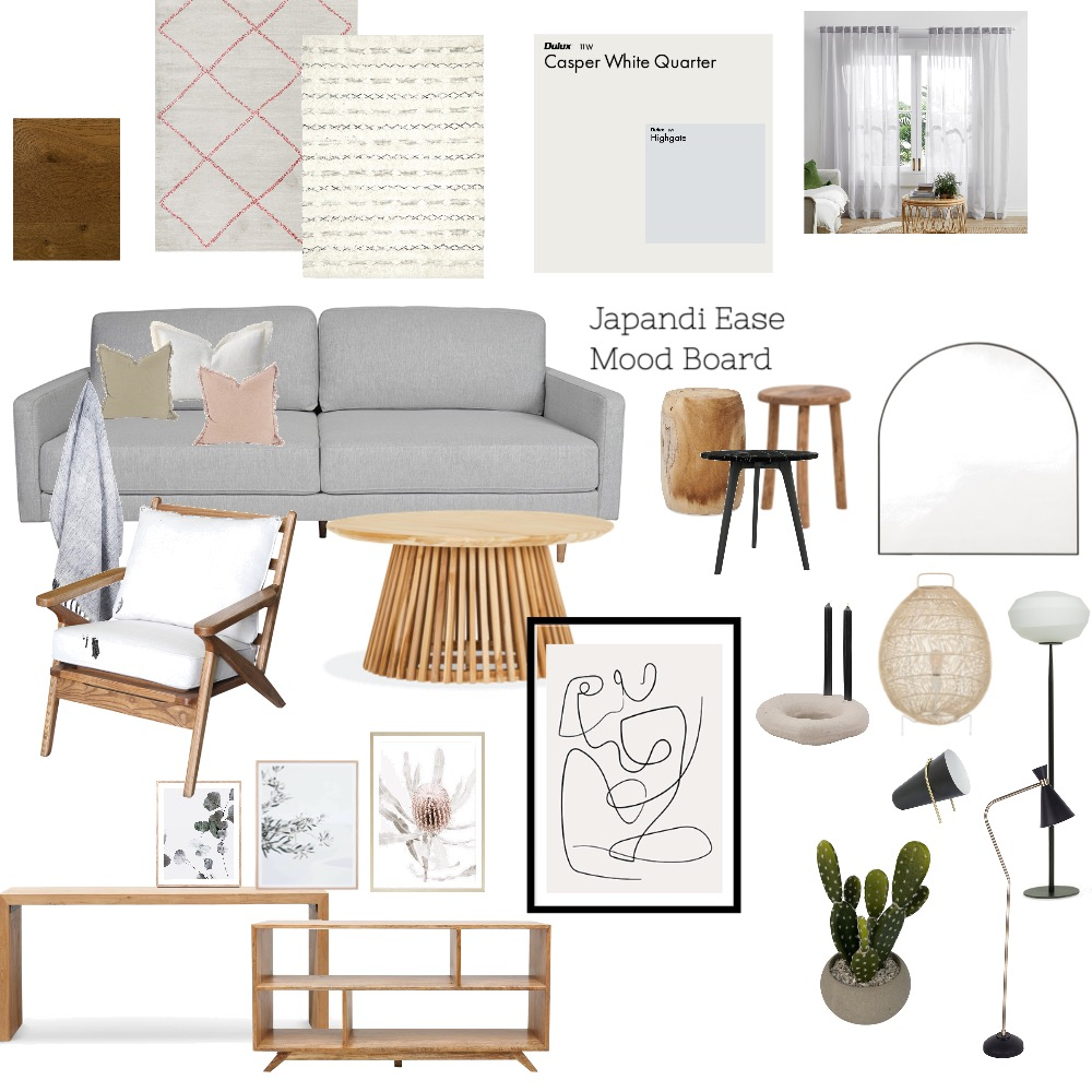 japonica Interior Design Mood Board by sucappa on Style Sourcebook