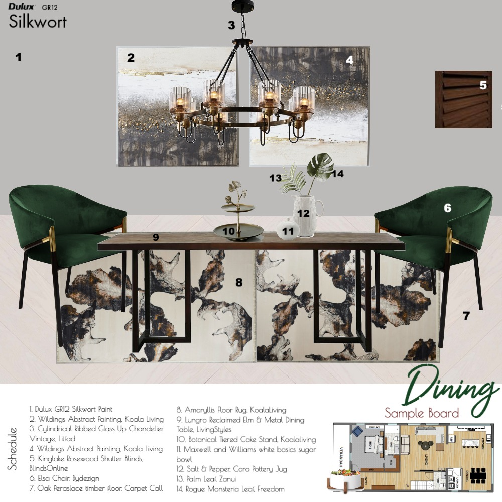 ass 9 2 Interior Design Mood Board by pranidhi puri on Style Sourcebook